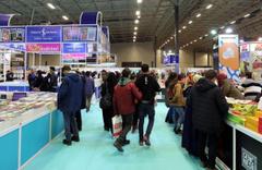 Uluslararası Avrasya Kitap Festivali binlerce kişiyi ağırladı