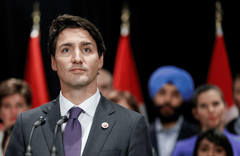 Kanada BaşbakanJustin Trudeau'nun bakanları istifa etti