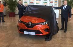 Yeni Renault Clio 5 Bursa'da tanıtıldı