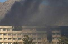 Afganistan'da ABD'li şirketin binasına saldırı! Çok sayıda ölü var