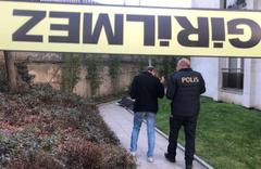 Bursa'da lüks rezidansta şok intihar