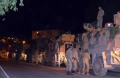 Suriye sınırına komando sevkiyatı sürüyor