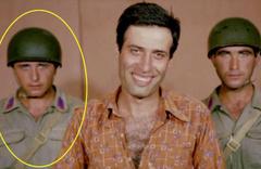 Kibar Feyzo filminde oynayan asker Aslan Cergel'in son haline bakın