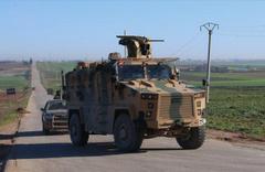 TSK, İdlib'de ilk devriye faaliyetini tamamladı