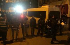 Diyarbakır'da HDP binasına polis baskını