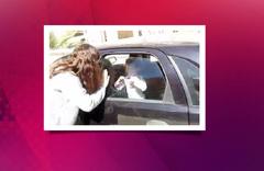 Adana'da annesinin otomobilde bıraktığı çocuğu polis kurtardı