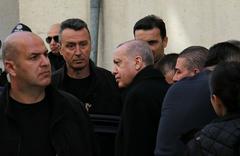 Erdoğan'dan Hafız Abdullah Nazırlı ziyareti