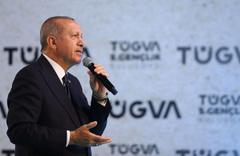 """Erdoğan: """"Mesele S-400 değil, Türkiye'nin kendi iradesiyle hareket ediyor olmasıdır"""""""