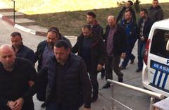 Amasya merkezli FETÖ'ye yönelik 'ankesörlü telefon' operasyonu