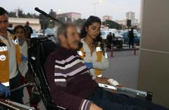 Adana'da korkunç olay: Üvey babasını kafasından bıçakladı!