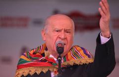 Devlet Bahçeli'den Doğu Akdeniz bildirisini imzalamayan HDP'ye sert sözler