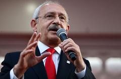Kılıçdaroğlu: Huzur içinde yaşamak istiyoruz