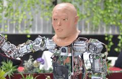 Konyalı robota yüz eklendi
