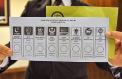 31 Mart yerel seçimlerinde kullanılacak oy pusulaları böyle olacak