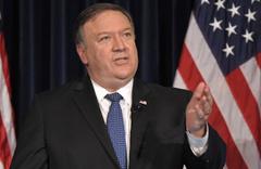 Mike Pompeo: Venezuela'daki tüm diplomatları geri çekiyoruz