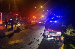 Isparta'da feci kaza: Ortalık savaş alanına döndü!
