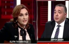 CNN Türk'te stüdyo karıştı! Elfin Tataroğlu programı terk etti