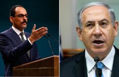 Cumhurbaşkanlığı Sözcüsü İbrahim Kalın'dan Netanyahu'ya tepki