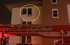 Manisa'da intihardan vazgeçirilen adam dehşet saçtı!