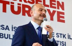 Soylu: CHP'de teröre bulaşmış aday var