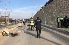 Uşak'ta feci kaza: Trafik polisi oğlunun ölüm haberini aldı!