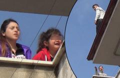 Denizli'yi ayağa kaldıran cezaevi firarisi çatıda yakalandı