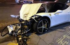Ankara'da ölümlü kazaya karışan lüks otomobil sürücü yakalandı