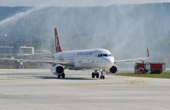 Çanakkale'ye İstanbul'dan THY seferleri başladı