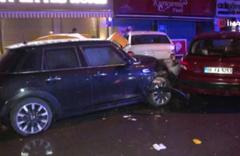 Ankara'da alkollü sürücü ortalığı birbirine kattı
