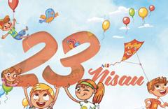 23 Nisan bu sene hangi gün liselere resmi tatil mi?