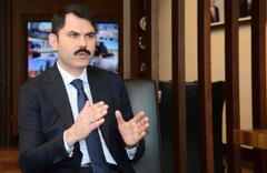 Bakan Murat Kurum: CHP; çöp, çamur ve çukur olarak tarihe geçti