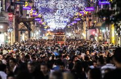 İstanbul, nüfusuyla 131 ülkeyi geride bıraktı