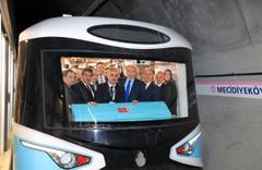 Mevlüt Uysal: Mahmutbey-Mecidiyeköy hattı bu yılın son çeyreğinde seferlerine başlayacak