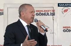 Cumhurbaşkanı Recep Tayyip Erdoğan: Ben her şeyi bırakmaya varım