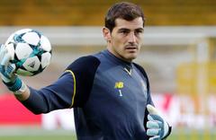 Porto'dan Casillas kararı