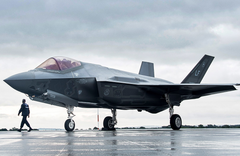 Türkiye'nin iki adet F-35'i daha yolda