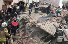 Kartal'daki binanın neden çöktüğü belli oldu
