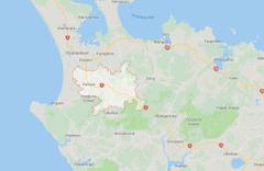 Yeni Zelanda'da silah kulübünde yangın