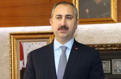Adalet Bakanı Gül: Karışmayan bir IMF kalmıştı