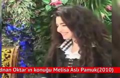 Çarpışma'nın Cemre'si Melisa Aslı Pamuk hakkında Adnan Oktar gerçeği!