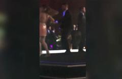 Danla Bilic sevgilisiyle dans ederken kendinden geçti