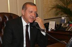 Cumhurbaşkanı Erdoğan'dan Milli Takım'a tebrik telefonu!