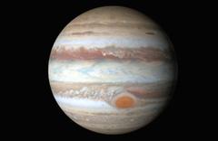 Jüpiterin konumu değişmiş! Güneşe artık daha yakın