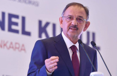 Mehmet Özhaseki, Mansur Yavaş'a ateş püskürdü!