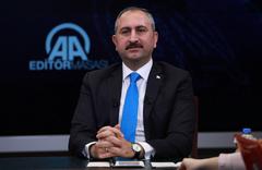 Adalet Bakanı Abdulhamit Gül: HDP'nin Meclis'e taşınmasına milletimiz izin vermeyecektir