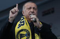 """Cumhurbaşkanı Erdoğan: """"HDP, İstiklal Marşımızın, bayrağımızın düşmanıdır"""""""