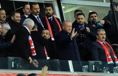 Erdoğan'dan Eskişehir taraftarına müjde! Talimatı verdi