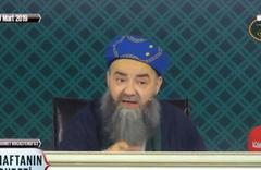 Ahmet Mahmut Ünlü'den sağduyu çağrısı