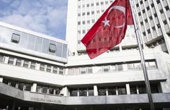 Dışişleri Bakanlığı: Kararı şiddetle kınıyoruz