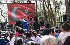 Asatspor ailesi baharı şenlikle karşıladı